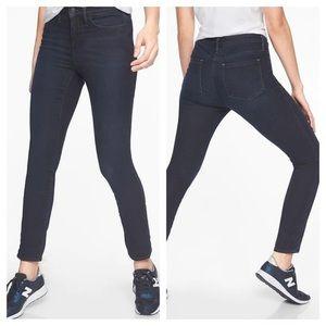Athleta Sculptek Overdye Wash Skinny Jeans 4P